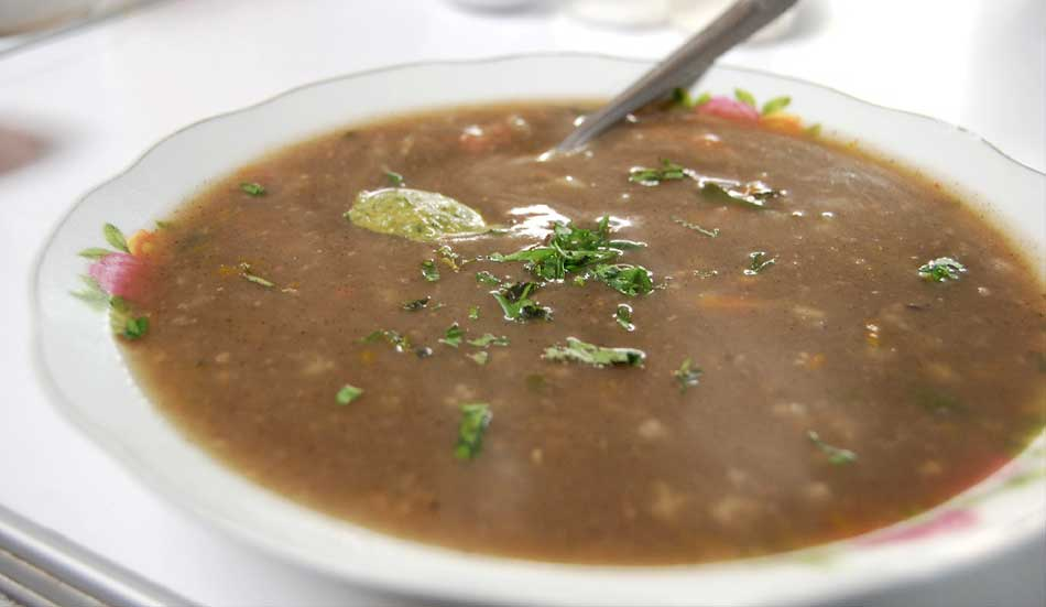 Sopa de Chuño