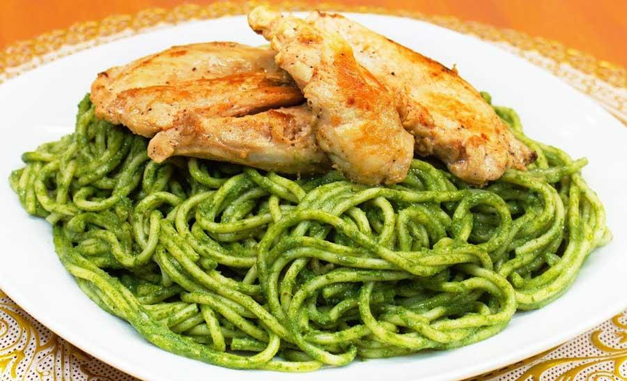 Tallarin Verde