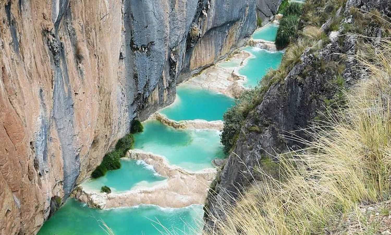 Aguas Turquesas Millpu - Ayacucho