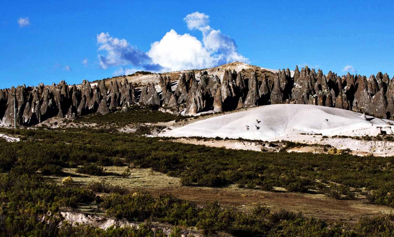 Bosque De Piedras De Pampachiri