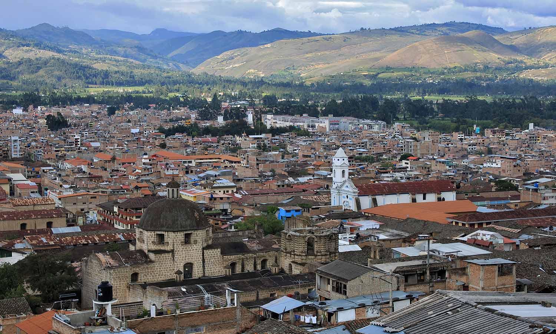 Cerro Santa Apolonia - Cajamarca