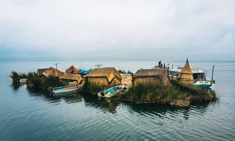 Islas Flotantes De Uros