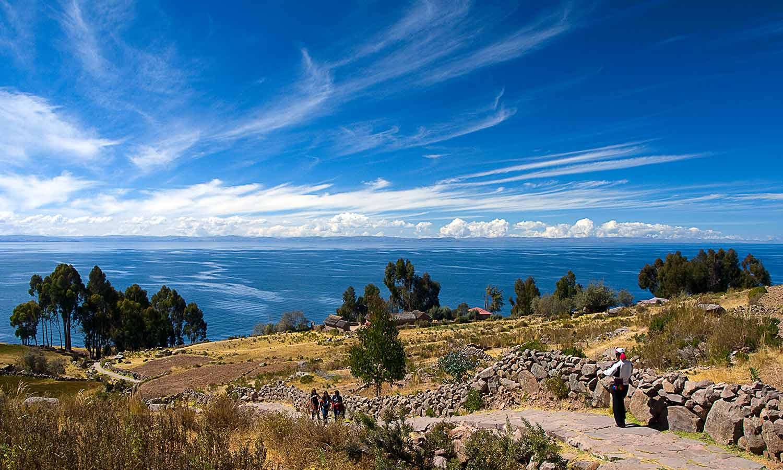 Lago Titicaca Puno