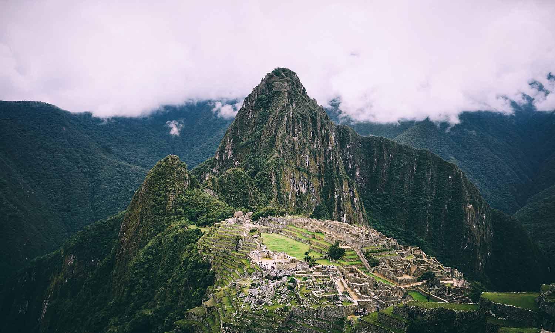Machu Picchu - Maravilla del Mundo Moderno