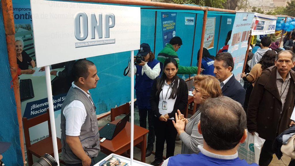 Multa por no pagar ONP