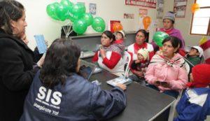 Todo sobre el SIS en Perú