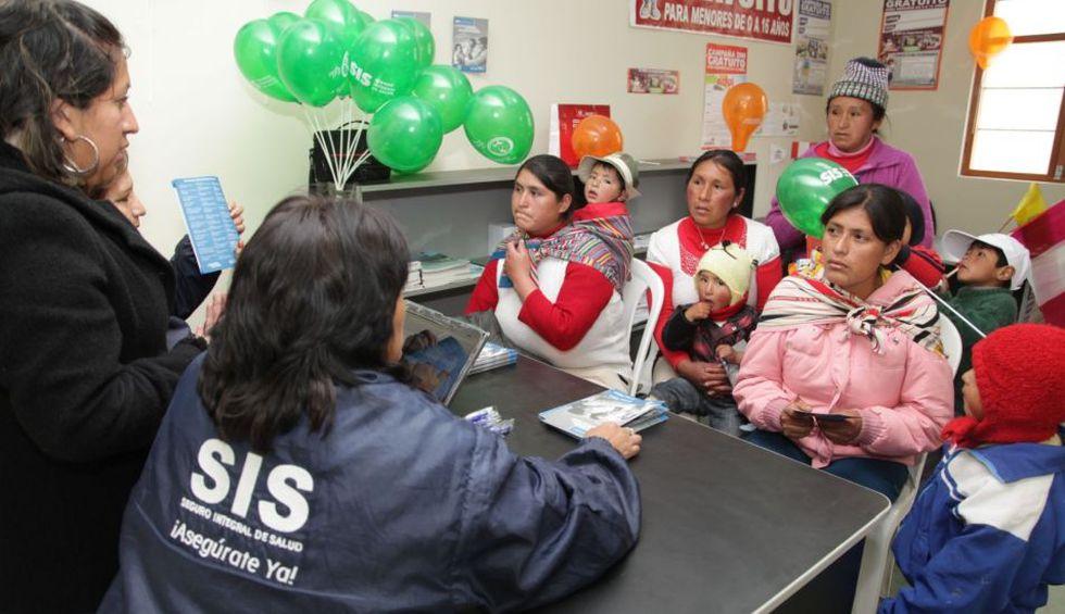 SIS en Linea: Consulta si tienes SIS en Perú