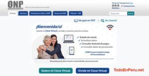 ¿Cómo saber si estoy afiliado al Sistema Nacional de Pensiones? – ONP